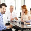 Business people at meeting — Stock Photo #52397411