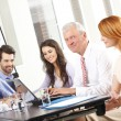Business people at meeting — Stock Photo #52397435