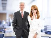 Successfull business team — Stock Photo