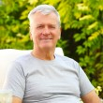 Senior man portrait — Stock Photo #54601805