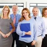 Successful business team portrait — Stock Photo #70206603