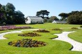 Werribee Mansion Gardens — Stock Photo