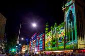 Noche blanca Melbourne 2015 — Foto de Stock
