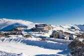 Mt Hotham in Winter — Stock Photo