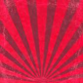 Red grunge background. Abstract vintage texture with frame and b — Stock Photo