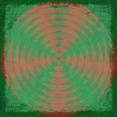 Fond vert grunge. abstract texture vintage avec cadre et — Photo