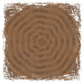 Brown, Gold grunge background. Abstract vintage texture with fra — Stock Photo