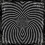 Black, dark, gray grunge background. Old abstract vintage textur — Stock Photo #69653285