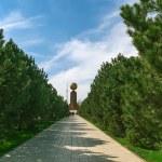 Monument of Independence in Tashkent, Uzbekistan — Stock Photo #69603485
