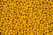 Background of chick peas — Stock Photo