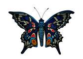 красочные бабочки. — Cтоковый вектор