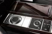 Car automatic transmission. — Stock Photo