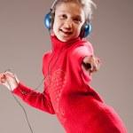 Girl playing — Stock Photo #56461129