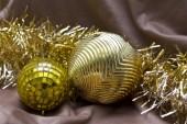 Ornamenti di natale — Foto Stock