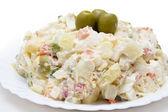 Tasty salad — Stock Photo