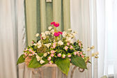 Bouquet on a table 730. — Stock Photo