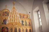 Iglesia interior 765. — Foto de Stock