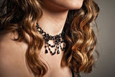 Necklace 789. — Stock Photo