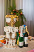 Laid the table 938. — Stock Photo