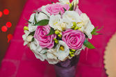 Bouquet on a table 993. — Stock Photo