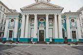 Sacred Ekaterina's Armenian Apostolic church 1137. — Stock Photo