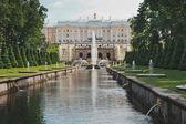 Peterhof, Sea channel 1145. — Stock Photo