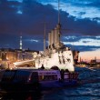 Cruiser Aurora 1217. — Stock Photo #58005207