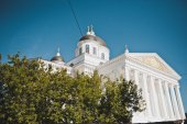 Beautiful church 1435. — Stock Photo