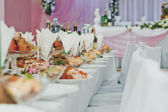 Table with entertainments 2795. — Stock Photo