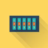 Locks icon — Stock Vector