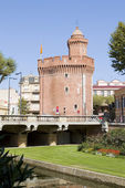 Perpignan, France — Stock Photo