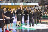 Basketball players — Stockfoto