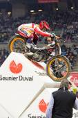 Trial - Toni Bou — Stock Photo
