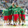 Постер, плакат: Mexico Basketball Team