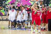 USA Team celebrating the victory — Stock Photo