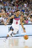 Derrick Rose of USA Team — Stock Photo