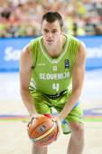 Jure Balazic of Slovenia — Stock Photo