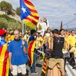 Постер, плакат: Protest for Catalonia independence