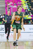 Kuzminskas of Lithuania — Stock Photo