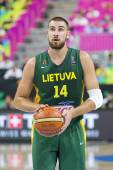 Valanciunas of Lithuania — Stock Photo