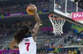 Kenneth Faried of USA — Stock Photo