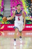 Klay Thompson of USA — Stock Photo