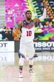Kyrie Irving of USA — Stock Photo