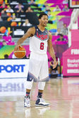 Derrick Rose of USA — Stock Photo