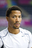 Derrick Rose of USA Team — Stock Photo