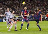 FC Barcelona - Osasuna — Stock Photo