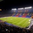 Постер, плакат: Camp Nou stadium