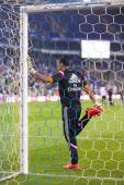 Keylor Navas of Real Madrid — Stok fotoğraf