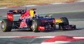 Formula One — Stock Photo