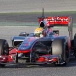 Постер, плакат: F1 McLaren
